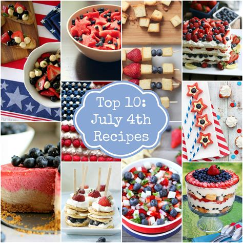 in july recipes 28 images 4th of july recipes 10