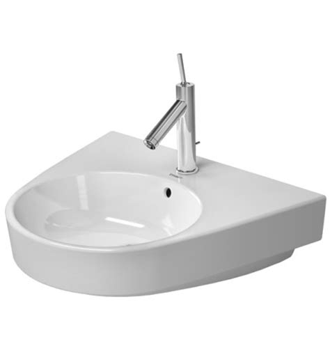 duravit bathroom sink duravit 23235500 starck 21 5 8 inch wall mount porcelain