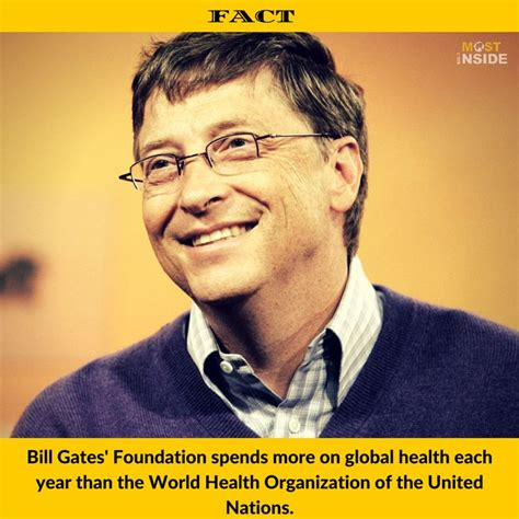 bill gates foundation biography money thoughts