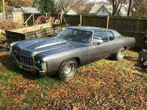 1971 Chevrolet Caprice For Sale 1971 Chevy Caprice Donk For Sale In Greenville South
