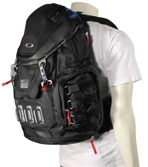 oakley kitchen sink backpack black for sale at