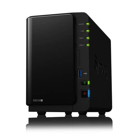 Nas Server synology ds216 diskstation 2 bay desktop nas server 166 use