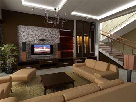 rumah danielle gambar desain ruang keluarga minimalis modern