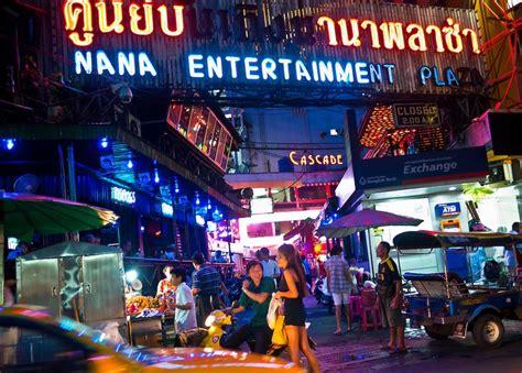 Top 10 Bars In Bangkok by Top 10 Go Go Bars At Nana Plaza Bangkok