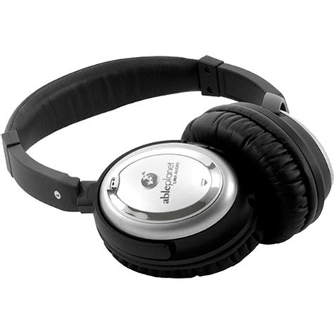 Headphone Log On Active used able planet nc1000ch clear harmony active noise nc1000ch
