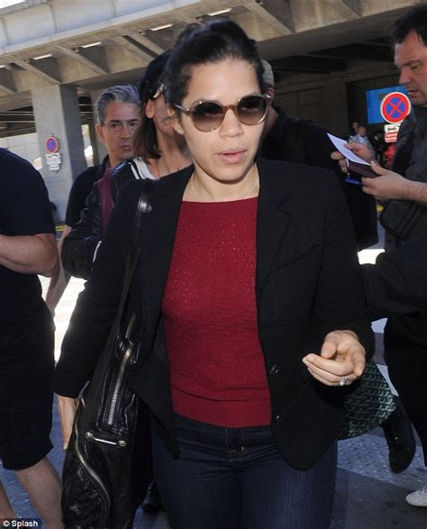 Not So Betty The Photoshoot With America Ferrera by Kendall Jenner Leads The Arrivals As The