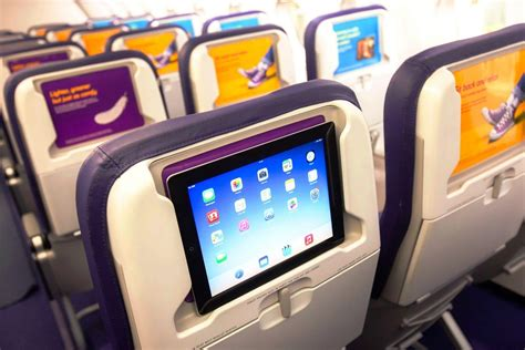 Resume For Hotel Jobs by Monarch To Offer Seat Back Tablet Holders But Will They