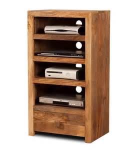 bookcase shelving unit solid light mango hi fi media bookcase shelving unit solid