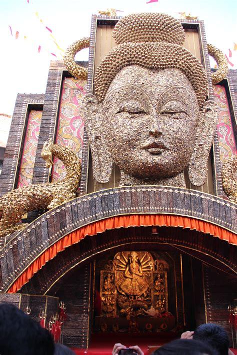Buddha Decorations For The Home feeling the presence of shakti durga puja kolkata