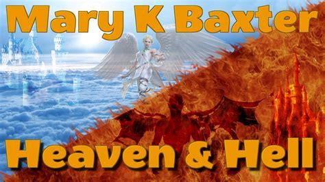 A Revelation Of Heaven a revelation of heaven and hell by k baxter