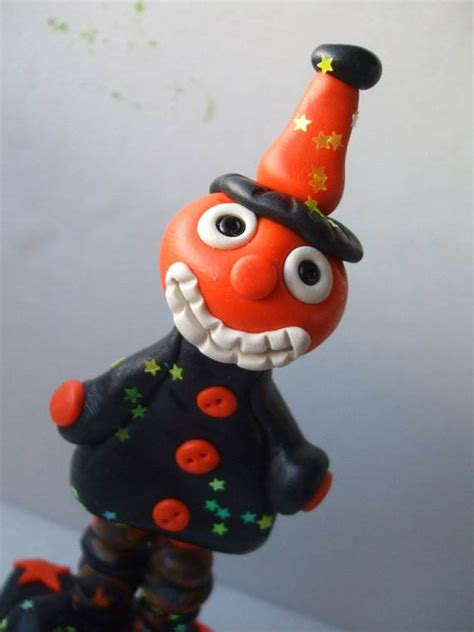 easy halloween polymer clay ornament projects family