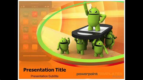 free powerpoint templates for android android powerpoint presentation youtube