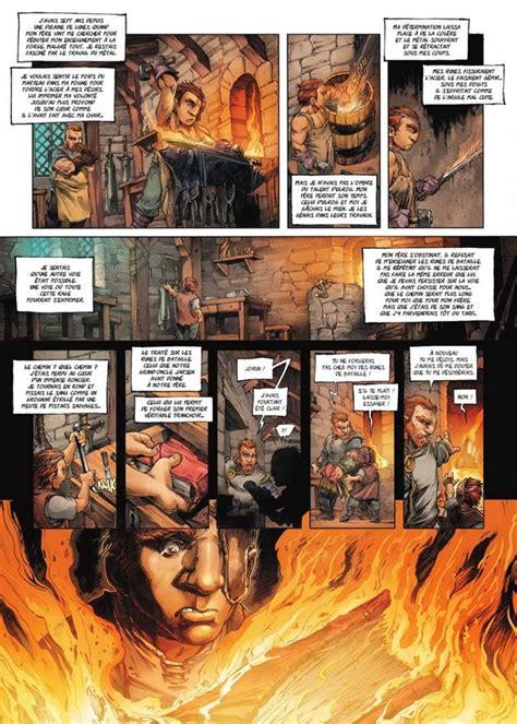 la banque tome 6 jorun de la forge planches de dessins planche de la bd nains tome 6 page 6 scifi universe