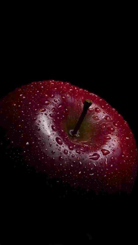 Fruit Iphone apple fruit wallpaper iphone androidappsfun