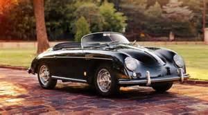 Porsche 356a Speedster Porsche 356a Gs Speedster 1956 Sprzedane