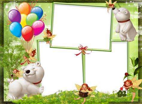 imagenes infantiles gratuitas estupendos marcos de fotos infantiles bordes para las