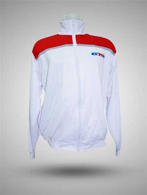 Jaket Greenlight Putih Abu jaket gt putih merah produsen kaos kemeja jaket