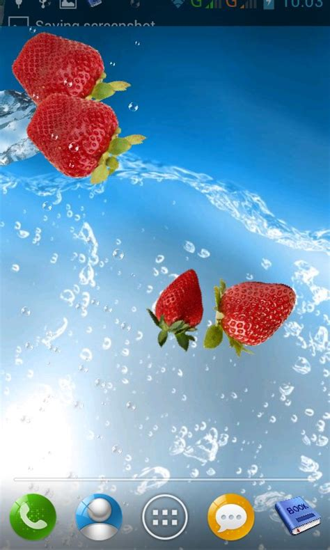 samsung galaxy s3 live wallpaper apk free fresh strawberry apk for android getjar