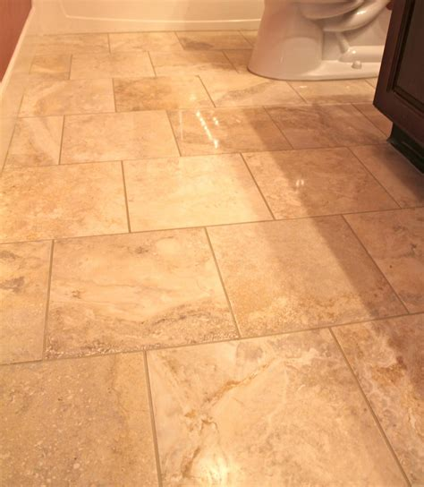 tile floor in bathroom decobizz com