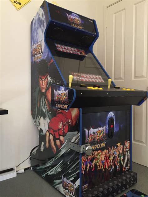 fighter 4 arcade cabinet ultra fighter 4 arcade cabinet arcade punks