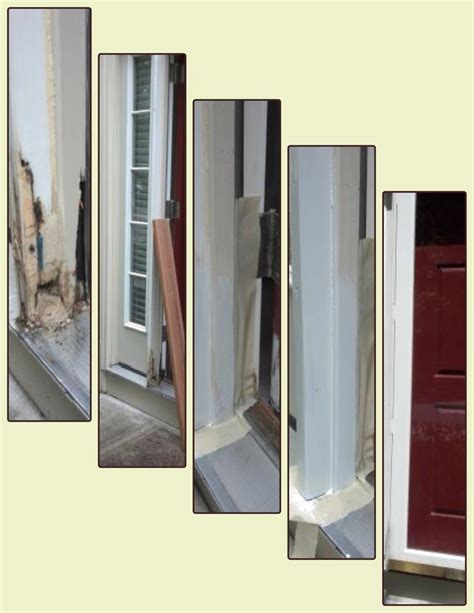 Replacing An Exterior Door Door Frame Replacing Exterior Door Frame