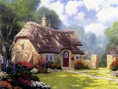 Wallpapers Host2post Kinkade Cottages
