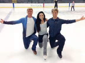 swing ice dance derek hough choreographs olympic ice dancing routine