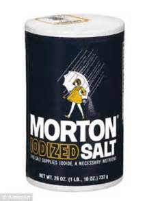 how is table salt made how adding iodine to salt made america smarter eutimes