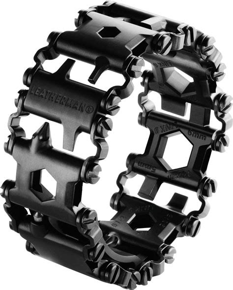 Leatherman Tread Stainless Steel With Box leatherman tread multi tool bracelet and a