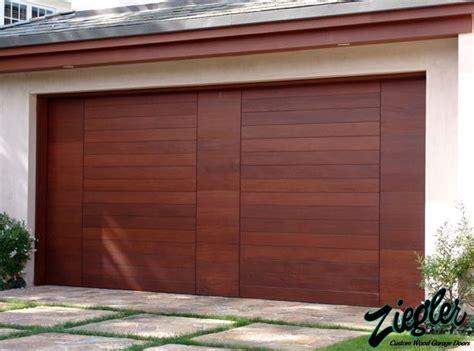 Wood Garage Door Modern Garage Doors Decorative Garage Doors