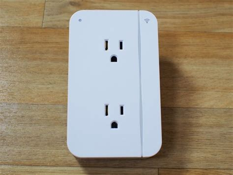 smartphone controlled outlet home design