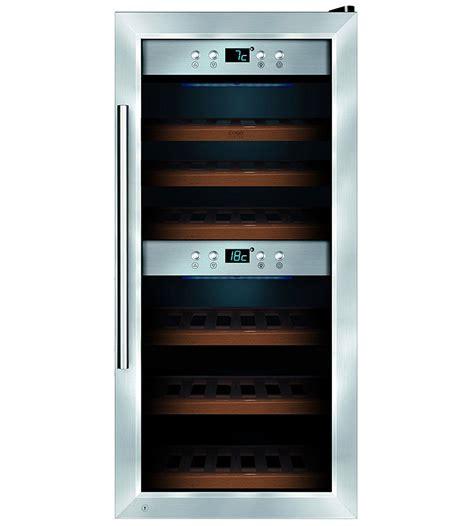 24 wine refrigerator 24 bottle caso wine refrigerator in wine coolers