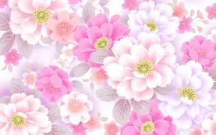 Kitchen 3d Design Software 15 Pink Floral Wallpapers Floral Patterns Freecreatives