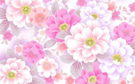 pink floral 15 pink floral wallpapers floral patterns freecreatives