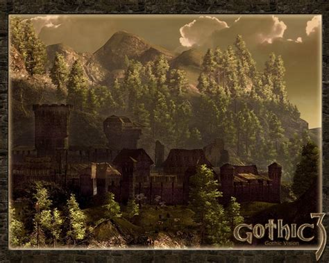 wallpaper gothic game gothic 3 wallpaper and background 1280x1024 id 242050