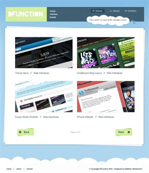 layout portfolio photoshop simple portfolio gallery layout in photoshop photoshop
