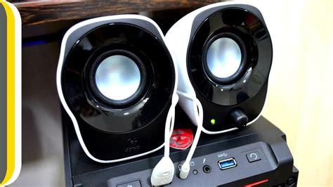 Speaker Logitech Z120 logitech z120 2 0 speaker set unboxing review by ur indianconsumer
