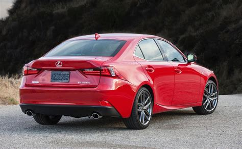 lexus is 200t 2016 lexus is update revealed for usa is 300h gets 3 5l