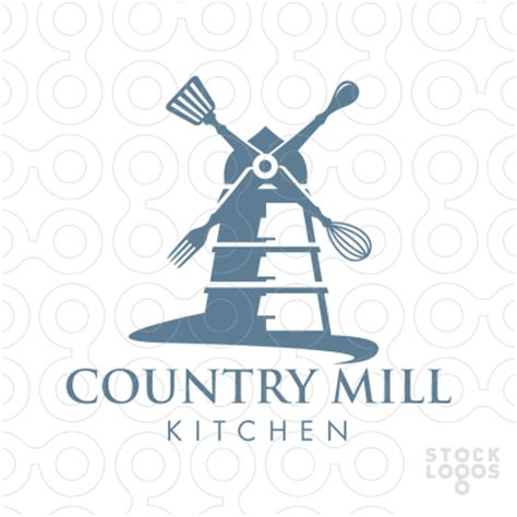 country kitchen logo sold logo country windmill kitchen stocklogos