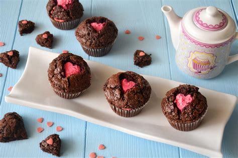 or muffin 187 muffin di san valentino ricetta muffin di san