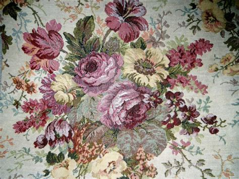 victorian style upholstery fabric vintage victorian style roses floral fabric upholstery 1 1 2