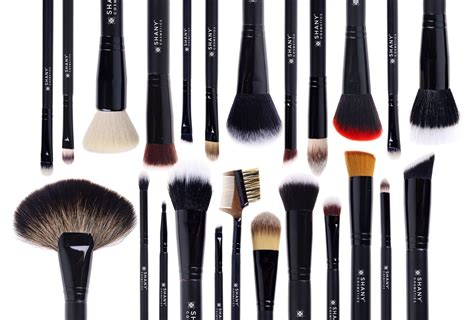Handmade Brushes - shany pro signature brush set 24 pieces