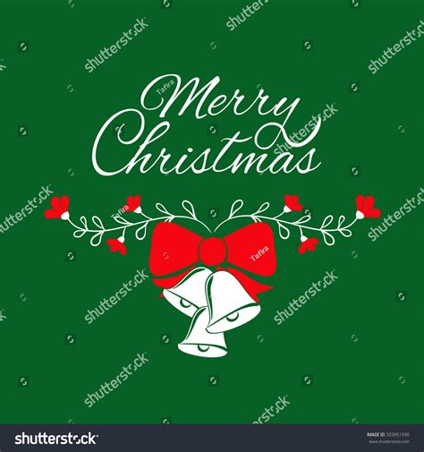 merry greeting card template merry card merry greeting stock vector