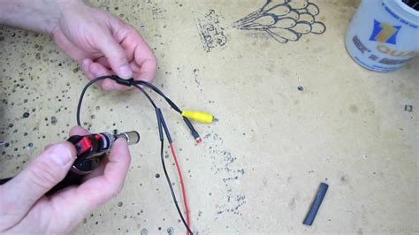 how to connect wires how to connect to those small backup power wires if