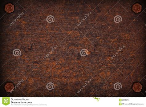 Rust Home Plates by Rust Plate Background Stock Image Image 25785761