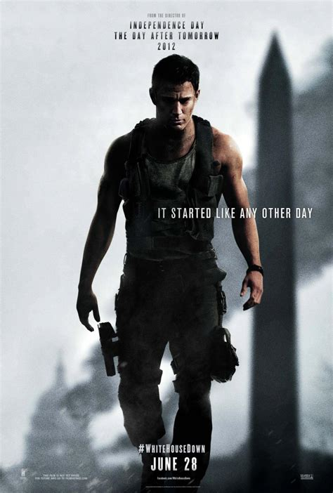 film action white house white house down teaser trailer