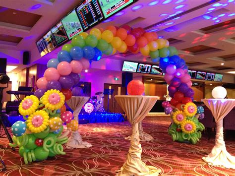 singapore birthday party  balloons
