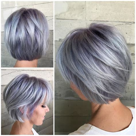 options for brunette greying hair 25 unique short gray hair ideas on pinterest grey hair