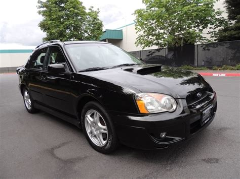 subaru hatchback 2004 2004 subaru impreza wrx awd hatchback 5 speed manual