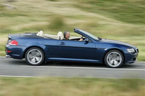 hair styles for convertible cars bmw 635d sport convertible review autocar